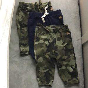 Boys pants set